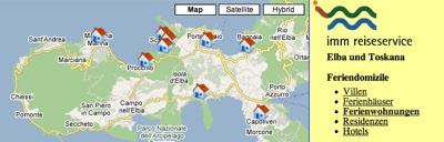 Erste eigene Google Maps Anwendung